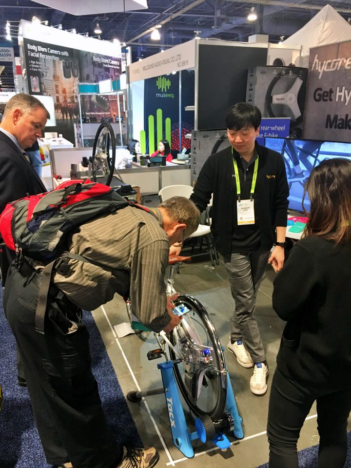 CES® 2019 Day-1